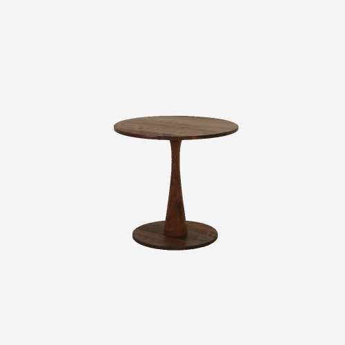 TROPHY SINGLE TABLE_Walnut
